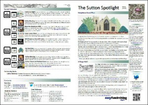 Sutton Spotlight - June 2015