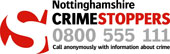 Nottinghamshire Crimestoppers