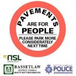 Pavements are for People - June 2011