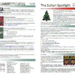 Sutton Spotlight - December 2011
