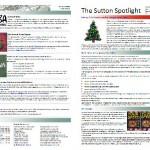 Sutton Spotlight - December 2011