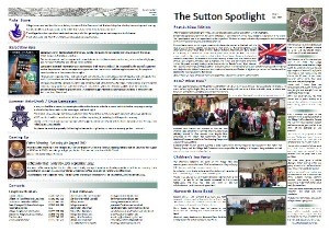 Sutton Spotlight - June 2012