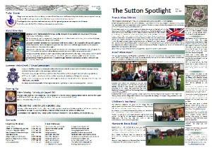 Sutton Spotlight - June 2012
