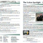 Sutton Spotlight - September 2012