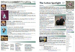 Sutton Spotlight - September 2012