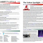 Sutton Spotlight - December 2012