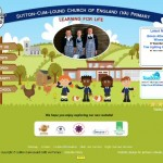 Sutton CoE School Website - 11 December 2012