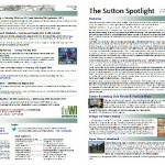 Sutton Spotlight - June 2013