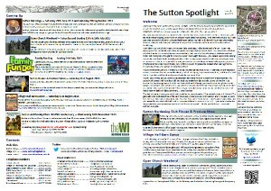 Sutton Spotlight - June 2013