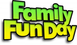 Family Fun Day - Sunday 22 July 2018