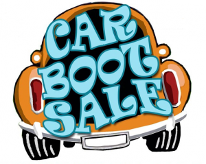 Car Boot Sale - 06 May 2018