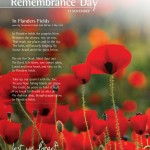 Lest We Forget - 11 November 2013