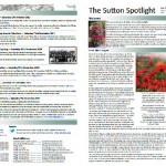 Sutton Spotlight - September 2013