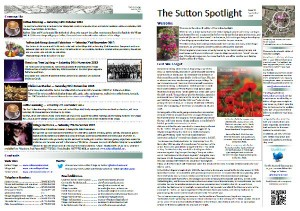 Sutton Spotlight - September 2013