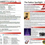 Sutton Spotlight - December 2013