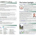 Sutton Spotlight - March 2014
