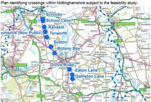 Network Rail Crossing Closure Plan - June 2014