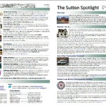 Sutton Spotlight - September 2014