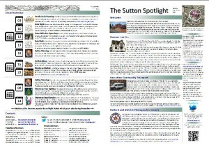 Sutton Spotlight - September 2014