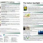 Sutton Spotlight - March 2015