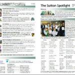 Sutton Spotlight - September 2015