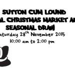 Village Hall Christmas Market and Seasonal Draw - 28 November 2015