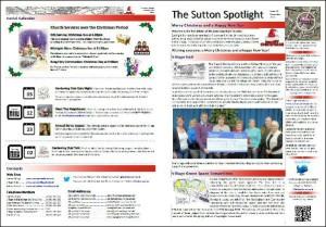 Sutton Spotlight - December 2015