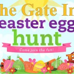 Easter Egg Hunt at The Gate Inn - 28 March 2016