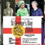 St George's Day at The Gate Inn - 23 April 2016