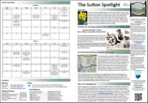 Sutton Spotlight - March 2016