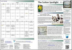Sutton Spotlight - March 2016