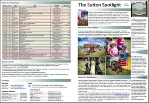 Sutton Spotlight - June 2016