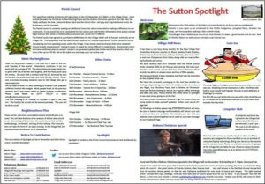 Sutton Spotlight - September 2016