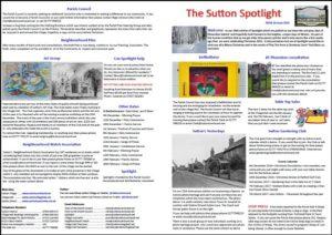 Sutton Spotlight - November 2016