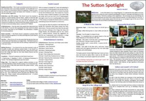 Sutton Spotlight - February 2017 (PDF)