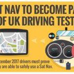 SatNav's become part of UK Driving Test - December 2017