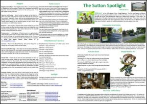 Sutton Spotlight - June 2017 (PDF)