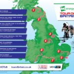 Tour of Britain Road Closures - September 2017