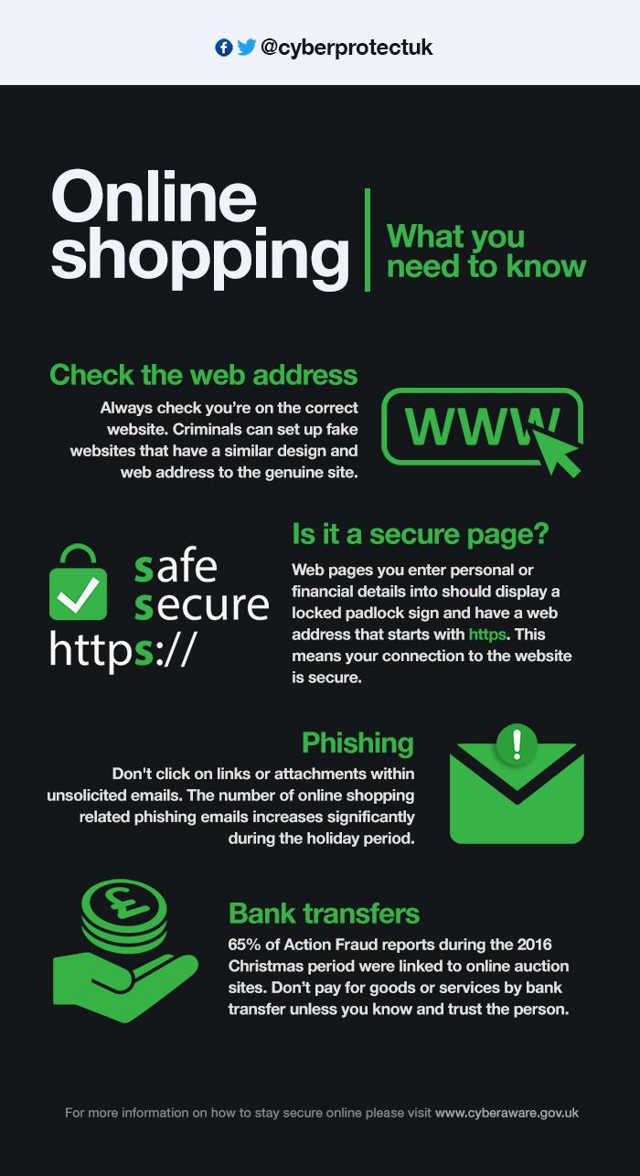 Shop Safely Online - November 2017