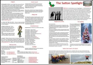 Sutton Spotlight - November 2017 (PDF)