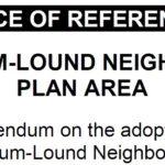Notice of Neighbourhood Plan Referendum - 15 February 2018