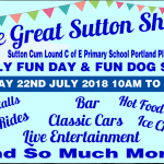 Summer Fayre - 22 July 2018