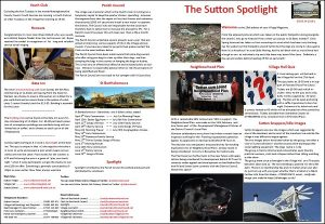 Sutton Spotlight - March 2018 (PDF)