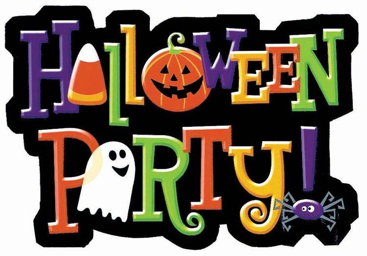 Halloween Party – 27 October 2018