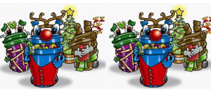 Christmas Bin Collection Logo