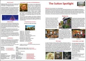 Sutton Spotlight - September 2018 (PDF)
