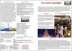 Sutton Spotlight - December 2018 (PDF)