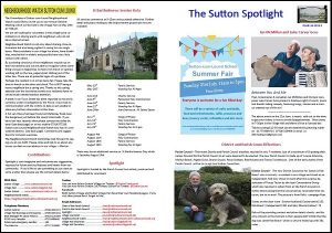 Sutton Spotlight - June 2019 (PDF)