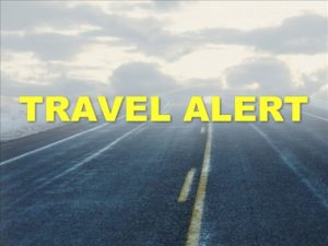 Travel Alert Logo