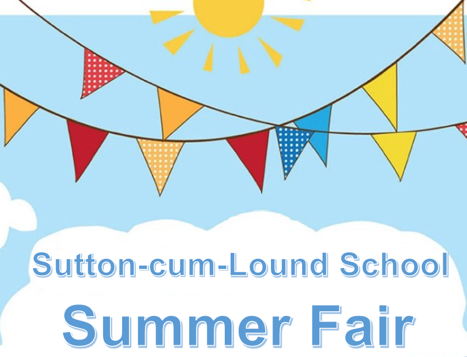 School Summer Fair – Sunday 21 July 2019